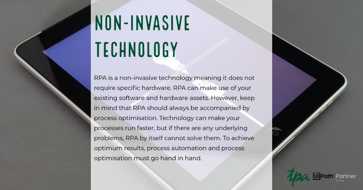 N - Non-invasive technology