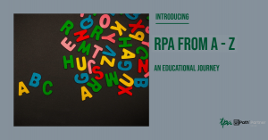 RPA from A - Z